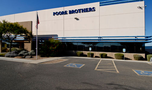 the poore brothers facility by MHA Construction